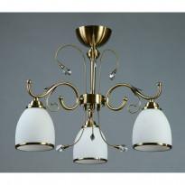 Светильник потолочный Brizzi MA02640C/003 Bronze
