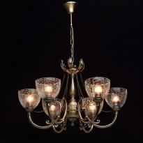 Светильник (Люстра) MW-Light Аманда 481011506