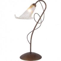 Лампа настольная N-Light TX-0327/1 Golden Stippled