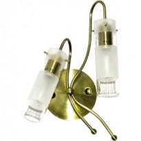 Бра N-Light B-423/2 Antique Brass