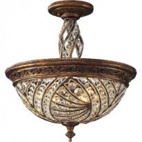 Светильник потолочный N-Light 6243/6 Spanish Bronze
