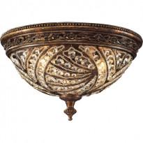 Светильник потолочный N-Light 6242/4 Spanish Bronze