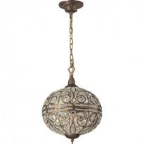 Светильник (Люстра) N-Light 5962/3+3B Spanish Bronze