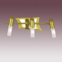 Спот N-Light B-930/3 Satin Gold