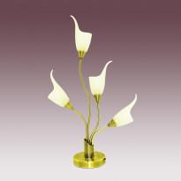Лампа настольная N-Light TX-0143/4 Satin Gold