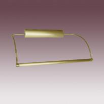 Подсветка для картины N-Light 9942/10W Satin Gold