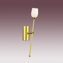Бра N-Light B-891/1 Satin Gold