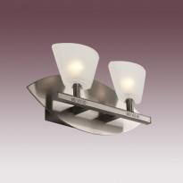 Бра N-Light B-924/2 Satin Chrome