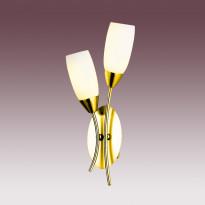 Бра N-Light BX-0041/2B Satin Gold