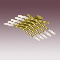 Светильник потолочный N-Light P-798/10 Satin Gold