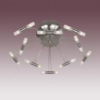 Светильник потолочный N-Light P-813/20 Satin Chrome
