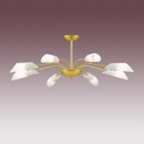 Светильник потолочный N-Light PX-0032/8A(ceiling) Satin Gold