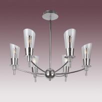Светильник потолочный N-Light PX-0078/6 Chrome