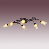 Светильник потолочный N-Light PX-0205/6C Ferrugineous
