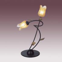 Лампа настольная N-Light TX-0215/2 Ferrugineous