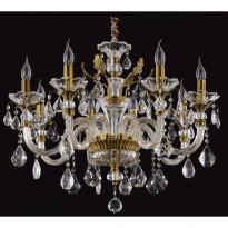 Светильник (Люстра) Crystal Lux ALICANTE SP8
