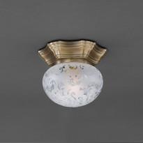 Светильник настенно-потолочный Reccagni Angelo PL 7731/1