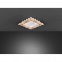 Светильник настенно-потолочный La Lampada PL/WB 164/4.17 Wood Ivory