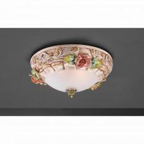 Светильник потолочный La Lampada PL 1206/2.26 Ceramic Antique