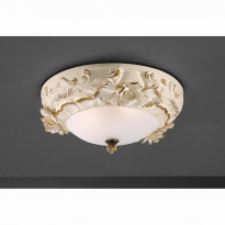 Светильник потолочный La Lampada PL 1206/2.40 Ceramic Cream