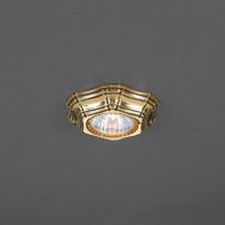 Светильник точечный Reccagni Angelo SPOT 1096 Oro