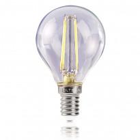 Светодиодная лампа шар Voltega 220V E14 4W (соответствует 40 Вт) 420Lm 4000K (белый) 4676