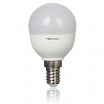 Светодиодная лампа шар Voltega 220V E14 5.4W (соответствует 60 Вт) 470Lm 4000K (белый) 5748