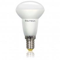 Светодиодная лампа рефлектор (спот) R5O Voltega 220V E14 4.5W (соответствует 40 Вт) 360Lm 2800K (теплый белый) 5757