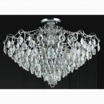 Светильник потолочный Crystal Lux CONTESSA PL12 CHROME