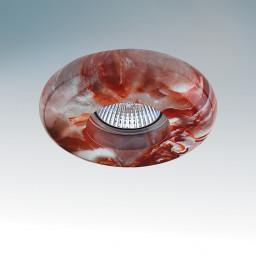 Светильник точечный Lightstar Marmara Rosso 002742