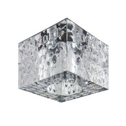 Светильник точечный Lightstar Bolla Qube Cr 004160