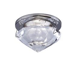 Светильник точечный Lightstar Diamo Hi Cr 009004