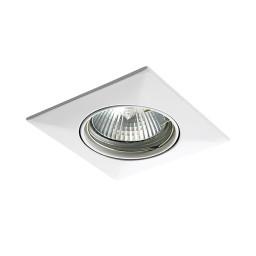 Светильник точечный Lightstar Lega Qua Adj  Mr16 011030
