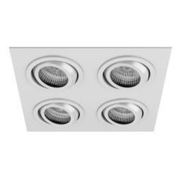 Светильник точечный Lightstar Singo X4 011614
