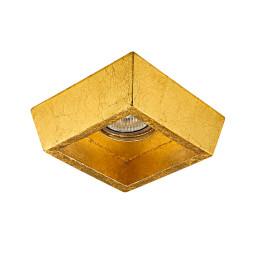Светильник точечный Lighstar Extra Qua Oro 041022