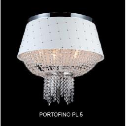 Светильник потолочный Crystal Lux PORTOFINO PL 5