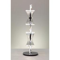 Лампа настольная Mantra Krom Cromo 0896