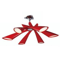 Светильник потолочный Mantra Pop Rojo 0916