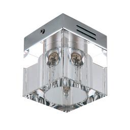 Светильник точечный Lightstar Alta Qube Lo Cr 104010