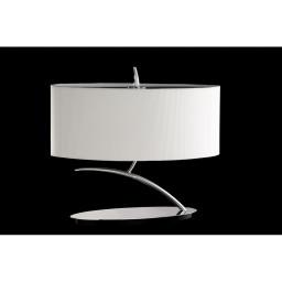 Лампа настольная Mantra Eve Cromo - P. Crema 1138