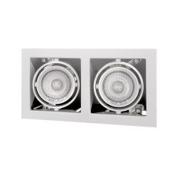Светильник точечный Lightstar Cardano 16 x2 Bianco 214020