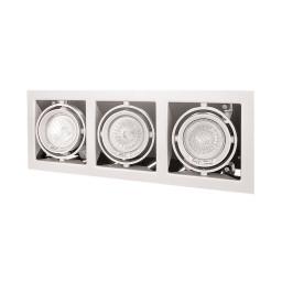 Светильник точечный Lightstar Cardano 16 x3 Bianco 214030