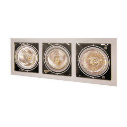 Светильник точечный Lightstar Cardano 111 x3 214137