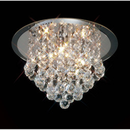 Светильник потолочный Mantra Crystal 2331