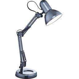 Лампа настольная Globo Carbon 24892