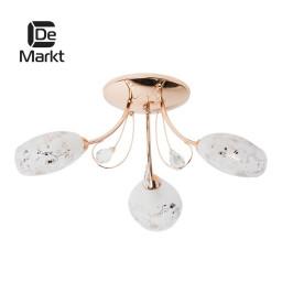 Светильник потолочный DeMarkt Фиеста 267013803