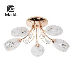 Светильник потолочный DeMarkt Фиеста 261018303