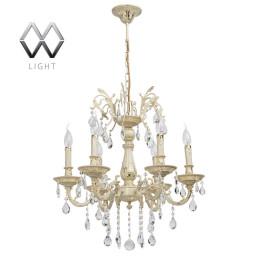 Люстра MW-Light Свеча 301014406