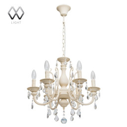 Люстра MW-Light Свеча 301019006