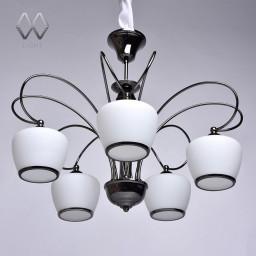 Светильник потолочный MW-Light Блеск 6 315012605